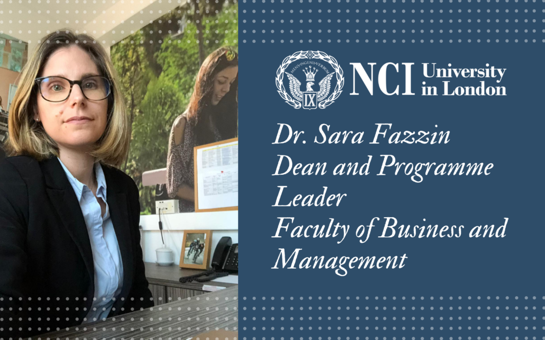 Business and Management Studies: The perfect choice for the Job Market of the Future with Dr. Sara Fazzin