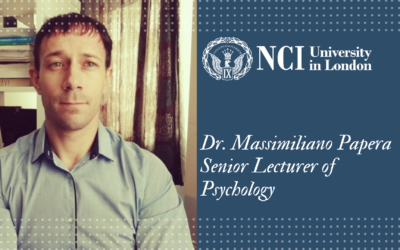 Are you thinking of studying Psychology? Read this from Massimiliano Papera Senior Lecturer of Psychology!